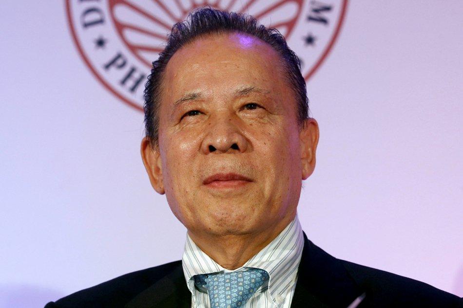 Japanese billionaire gaming tycoon Kazuo Okada