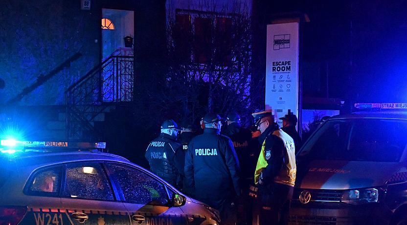 'Escape Room' fire in Poland kills 5 women