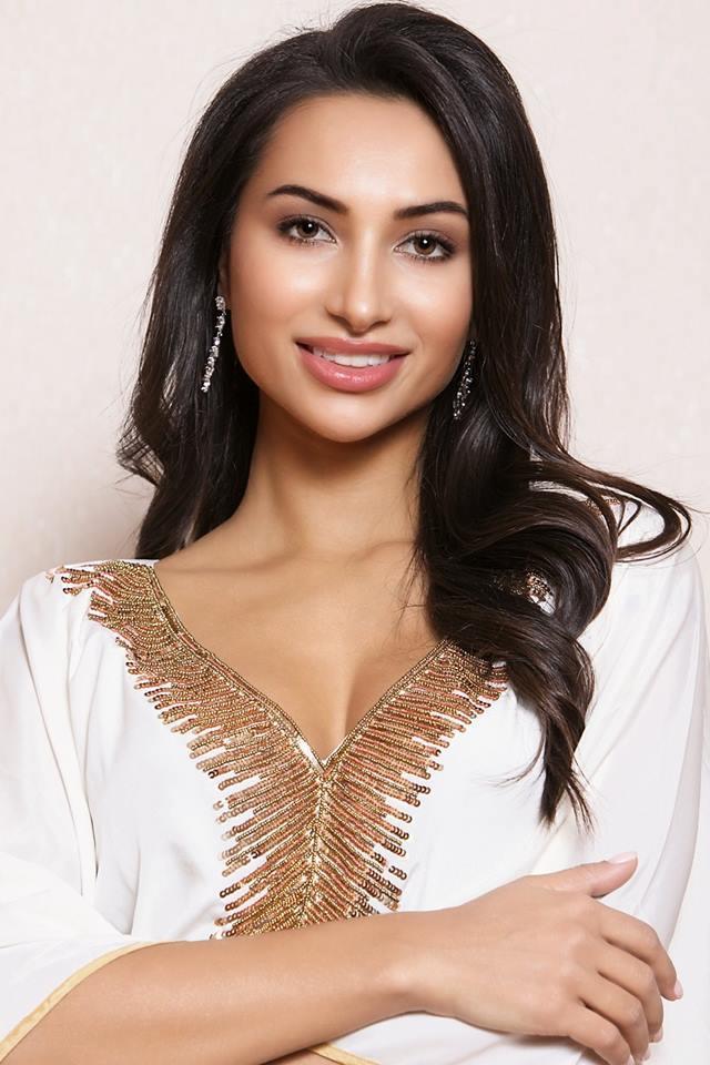 Miss supranational pakistan-2018-anzhelika tahir