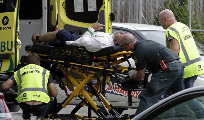 New Zealand terrorist shooting