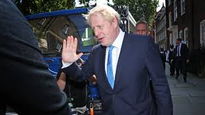 Boris Johnson elected as PM of UK - his first official day will be tomorrow as he moves into Downing street