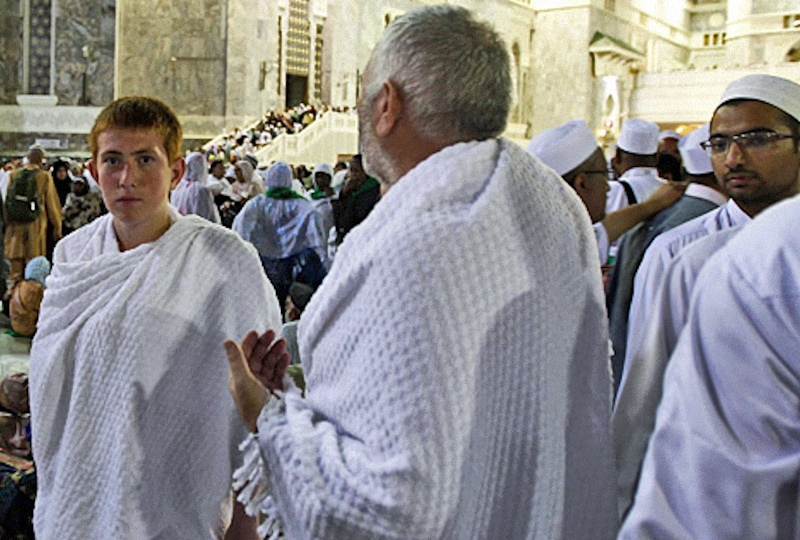 Russian Muslims preparing for Hajj 2019