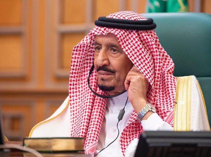 Saudi Arabia's King Salman urges coordinated G20 response to coronavirus crisis
