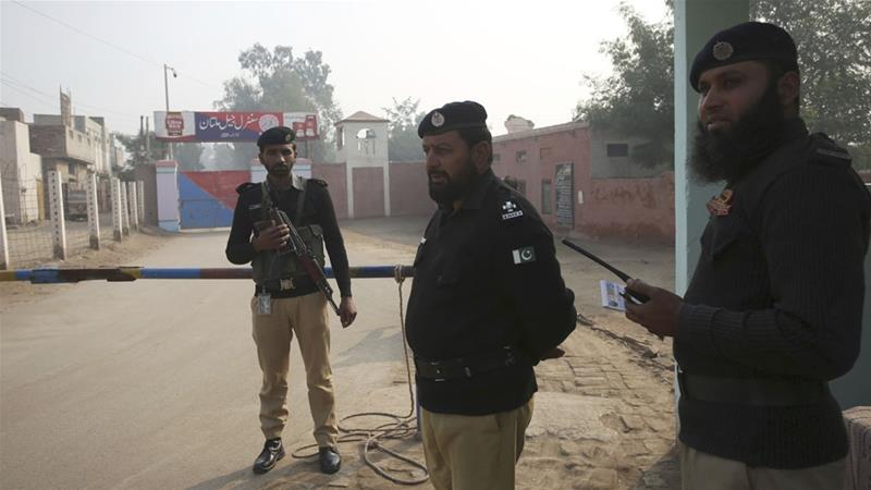 Two Pakistan girls murdered over phone video footage