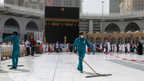 Hajj 2020 selection process - Saudi Arabia is taking extreme measures in the fight against Coronavirus, extra cleaning services during HAJJ 2020 will be carried out